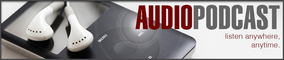 Audio Sermons Page Header