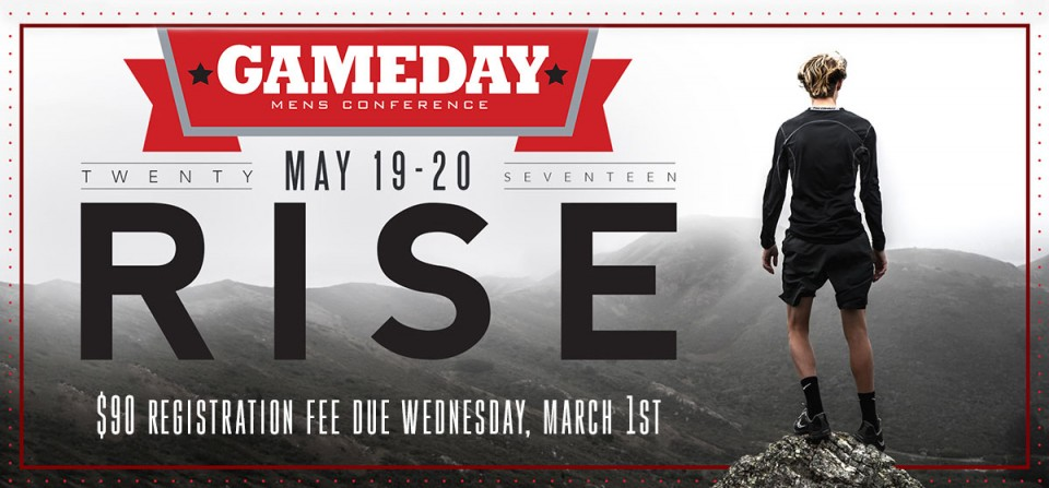 Gameday Men's Conference